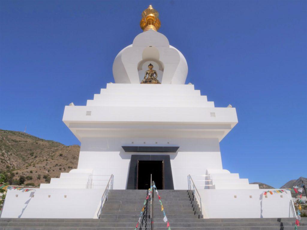 benalmadena stupa buddy