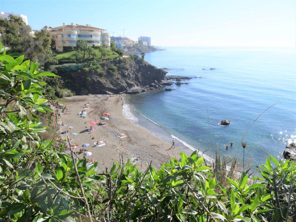 plaża nudystów Hiszpania