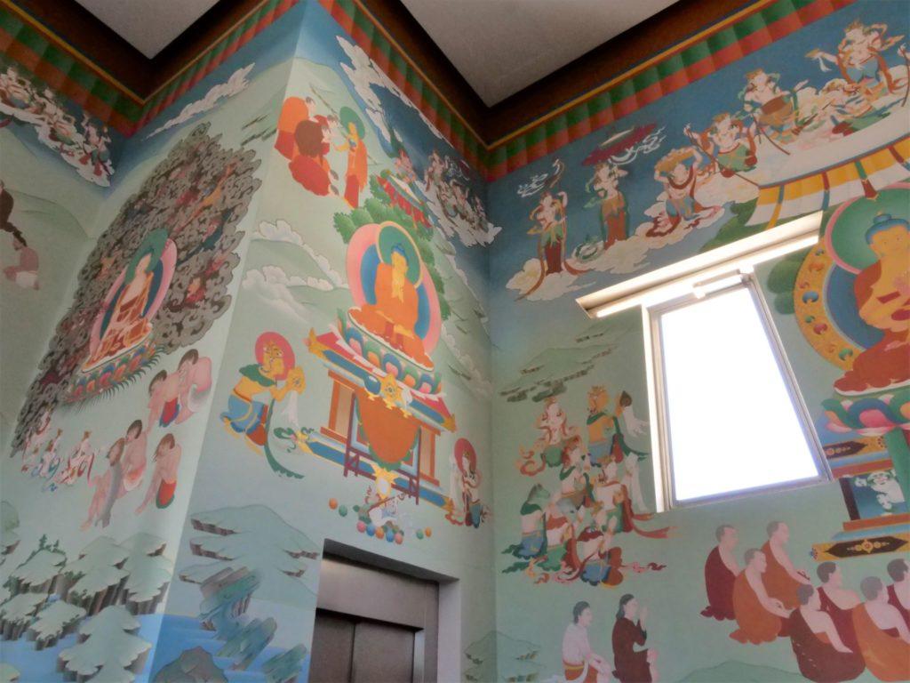 benalmadena światynia buddyjska