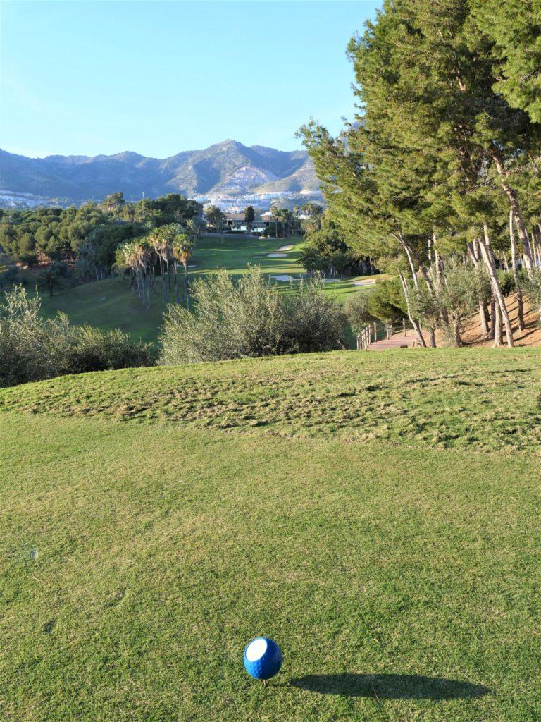 pole golfowe hiszpania