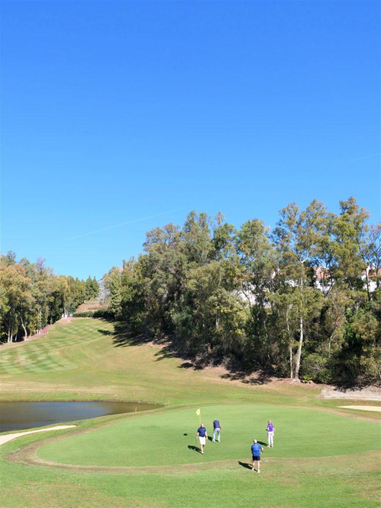 golf benalmadena